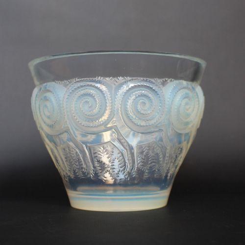 Antique Lalique Vases The Uks Largest Antiques Website