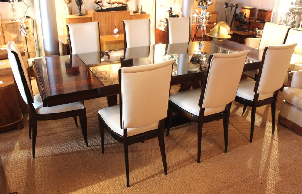 Art Deco Dining Table And Chairs 293300  : dealerjmarkieshighres1407161561742 9454764841 from www.sellingantiques.co.uk size 1000 x 641 jpeg 175kB