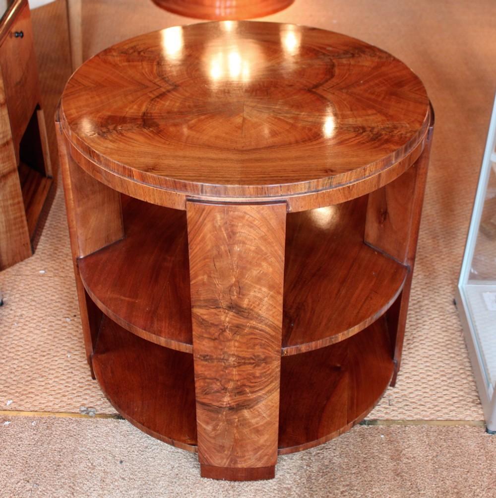 Art Deco Side Table Circa 1930 391359 Sellingantiques Co Uk
