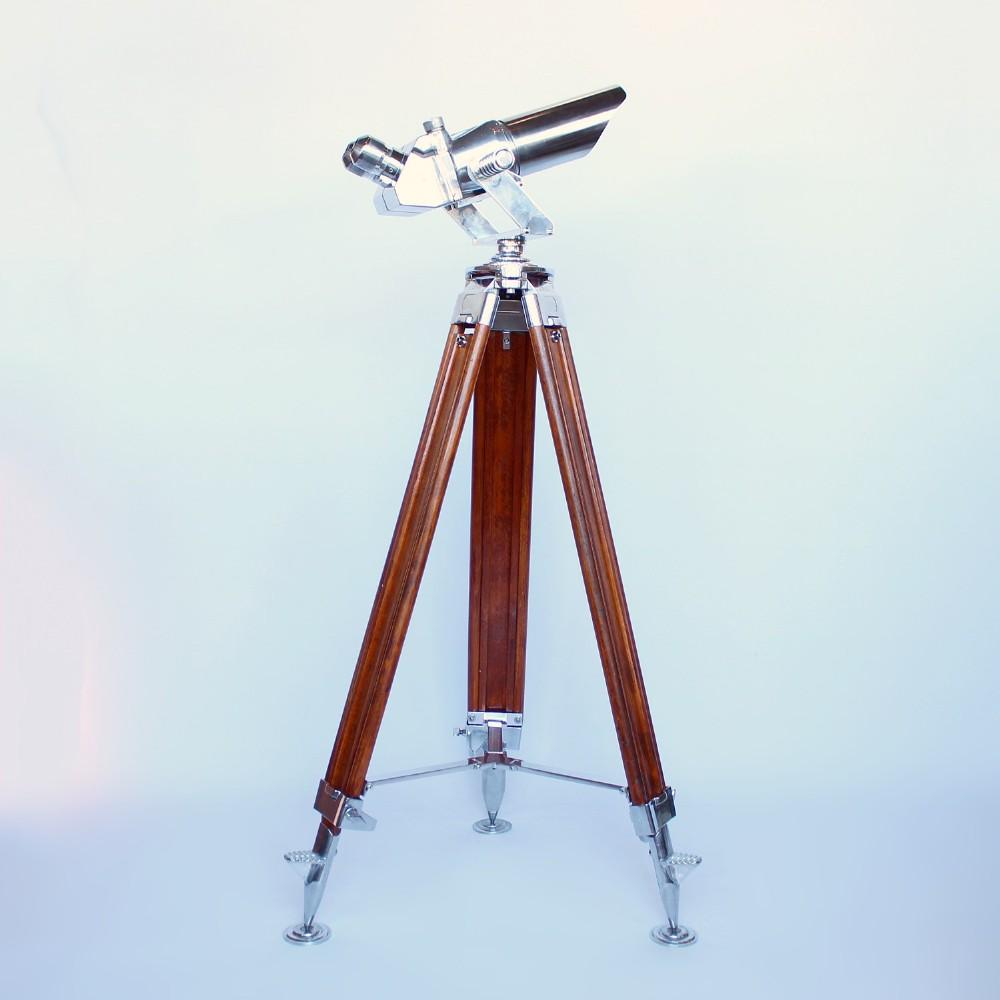 art deco 10x80 binoculars circa 1940