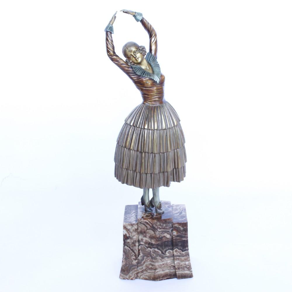 cleo chiparus bronze