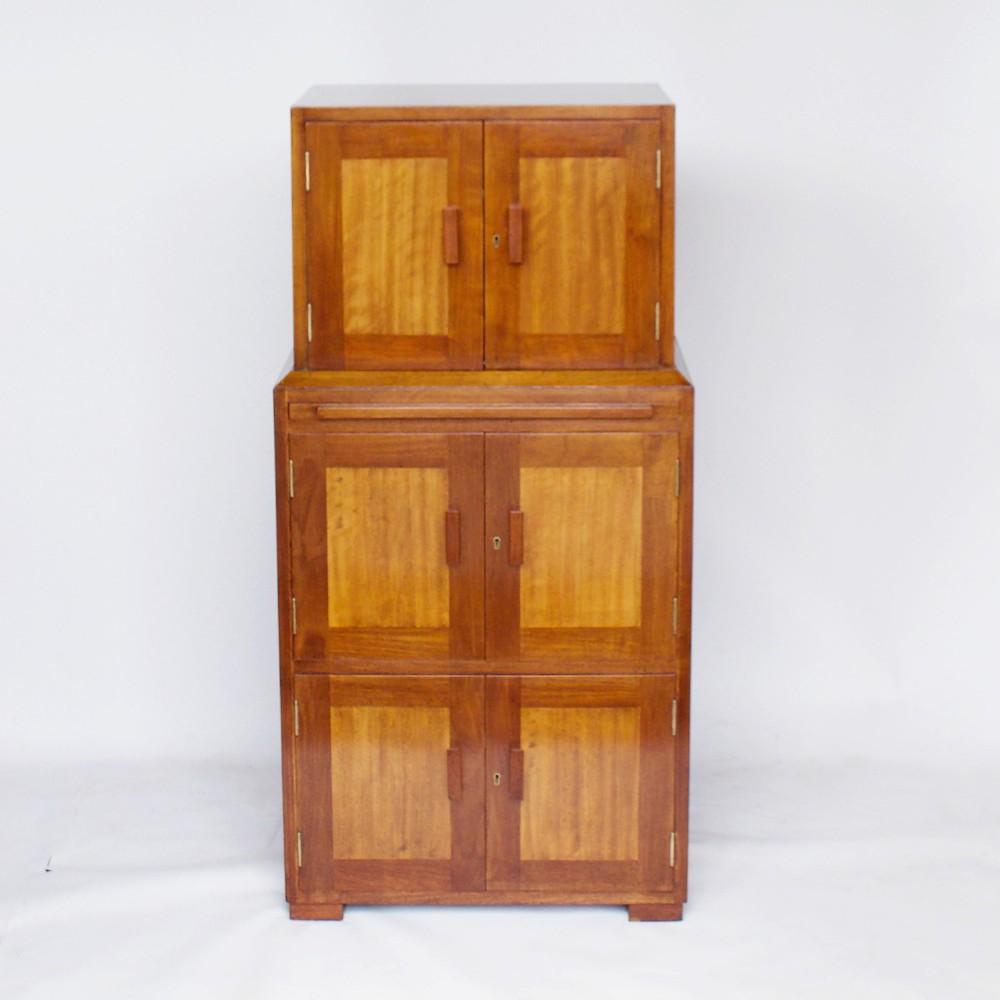 an art deco cabinet by betty joel