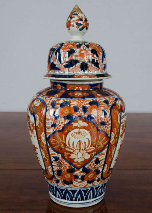 Antique Imari Vases The Uk S Largest Antiques Website