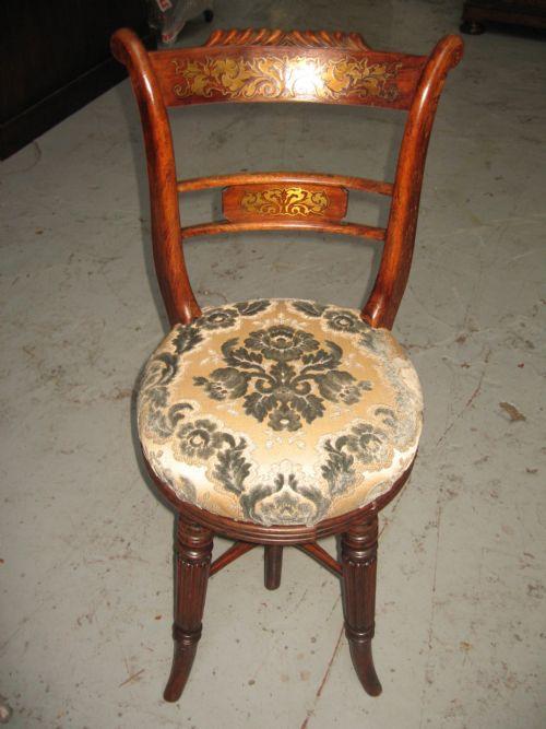 James R Millington Antiques - Antique Swivel Chairs - The UK's Largest Antiques Website