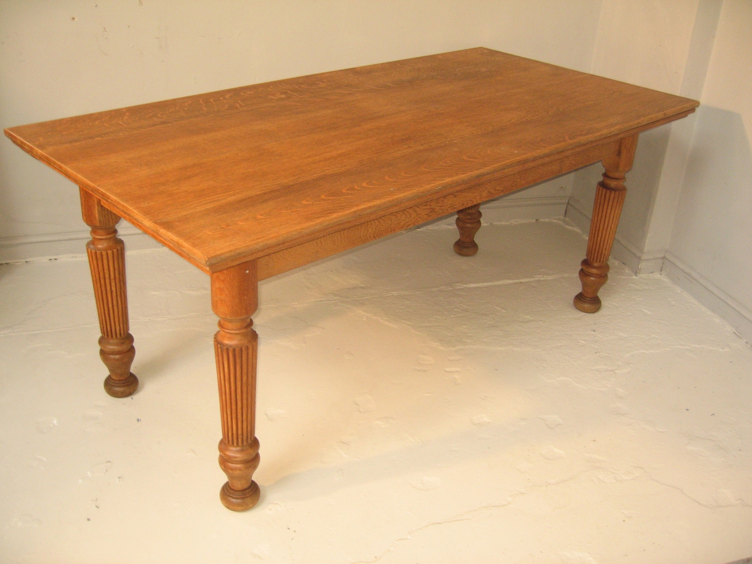 light oak long dining table to seat 68