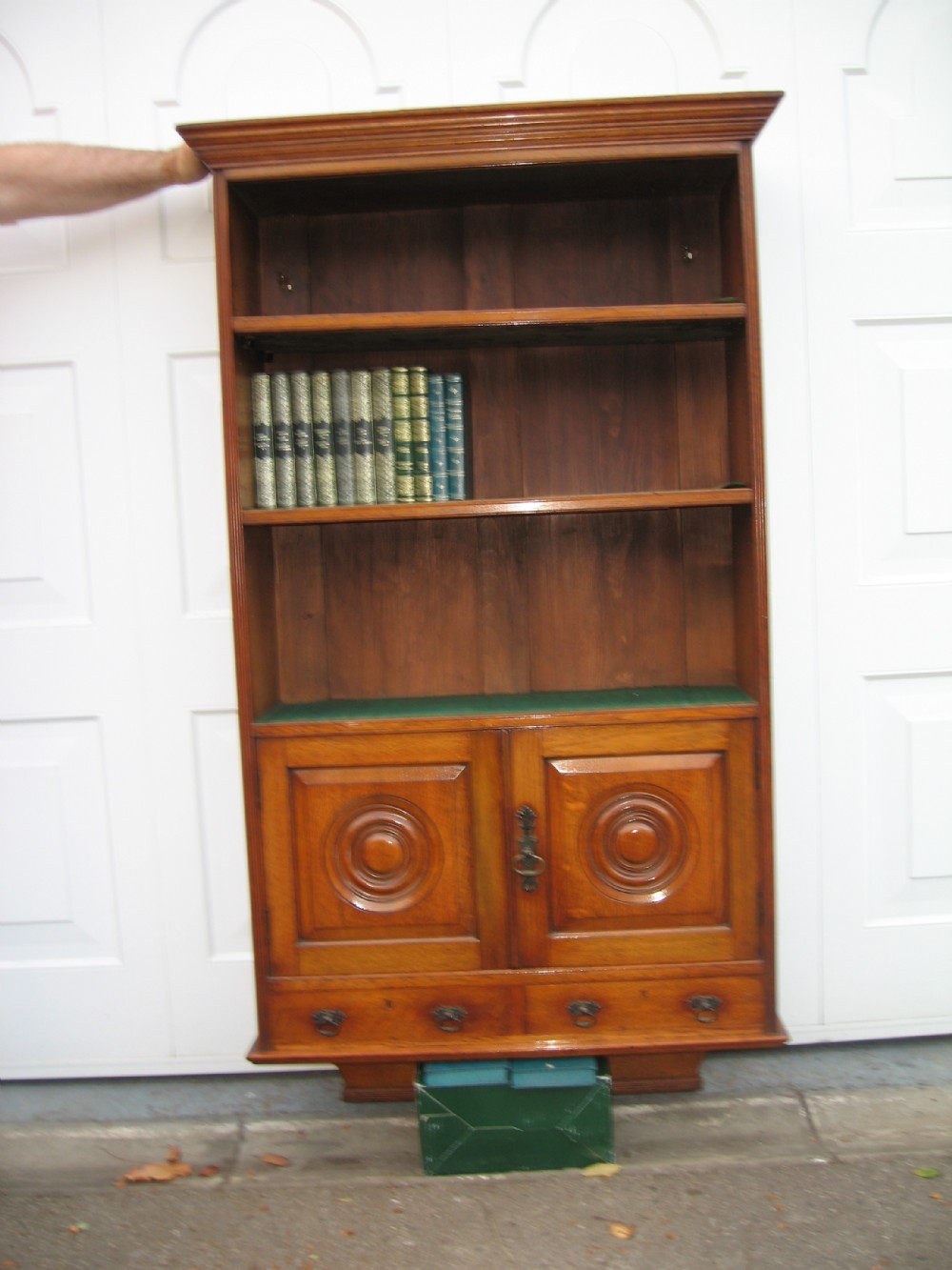 Victorian Bookcase in Wall images - Hdimagelib