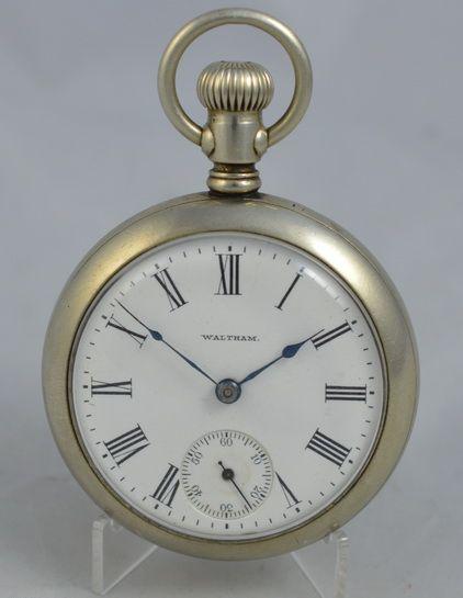 1916 waltham pocket watch