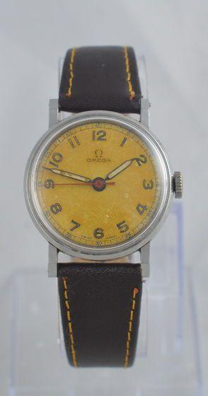 1946 omega 30t2 sc wristwatch