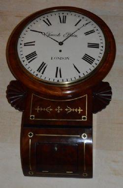 Antique Fusee Clocks The Uk S Largest Antiques Website