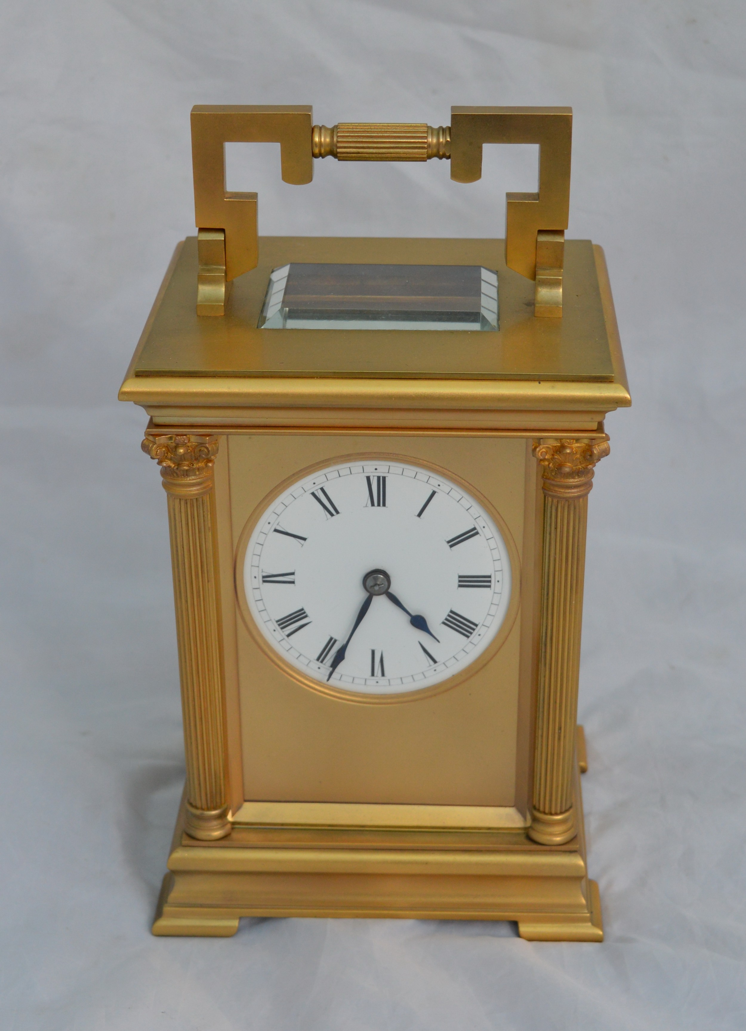 giant french carriage clock