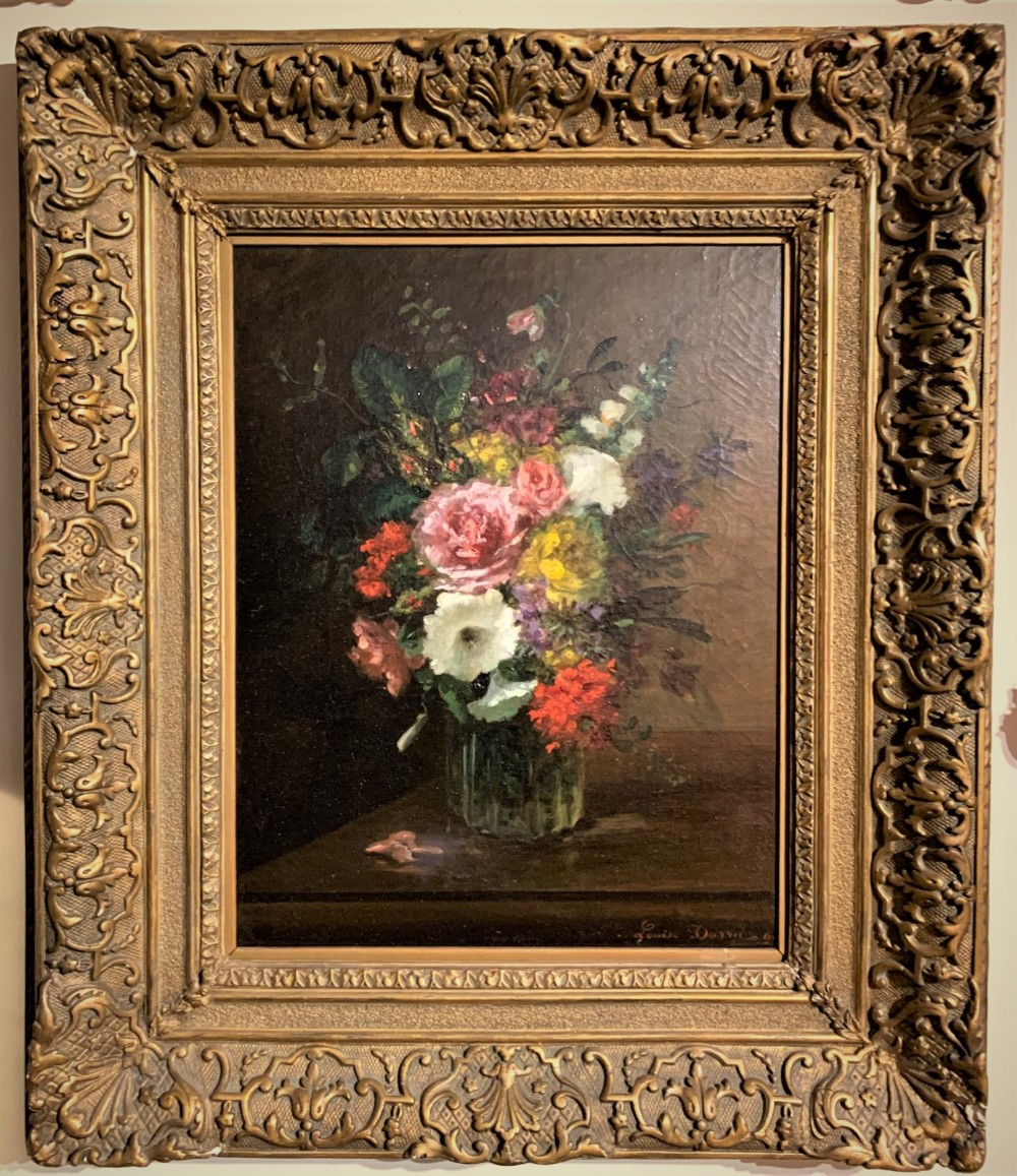 french flowers by louise des champs darru french 18371900