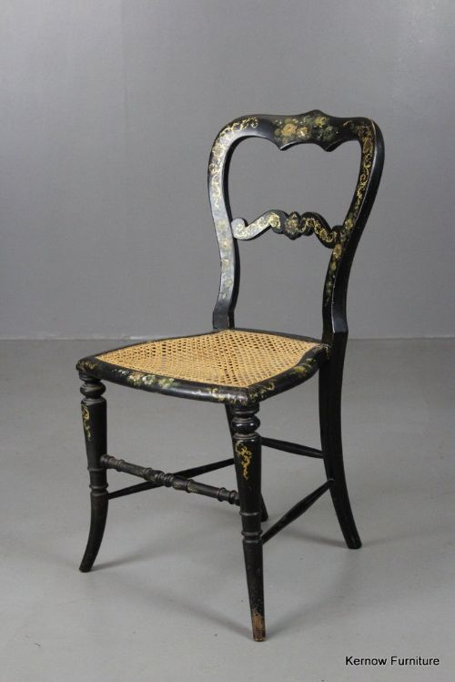 High Quality Victorian Occasional Chair