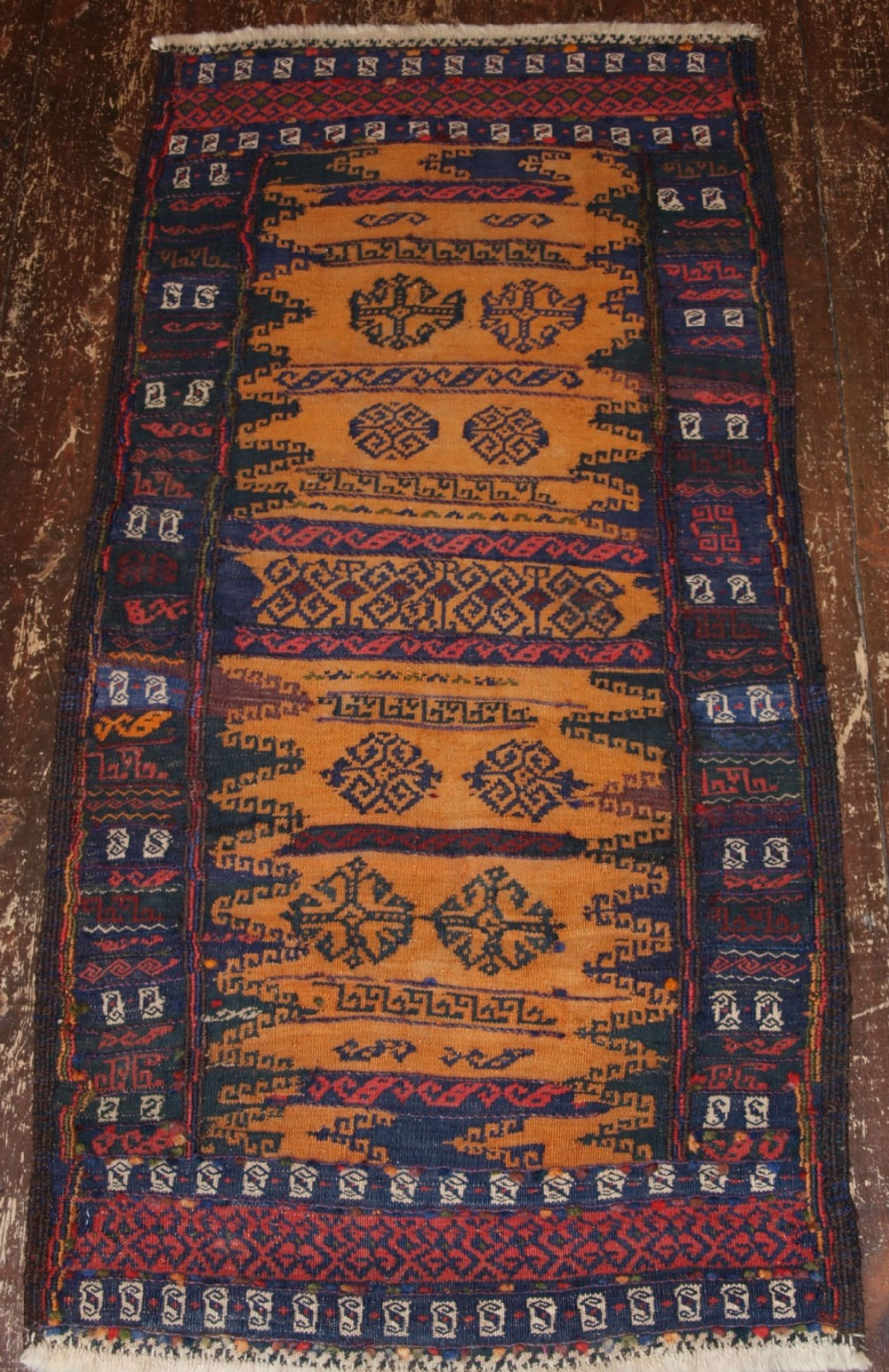 old afghan baluch sofreh eating cloth circa 1920