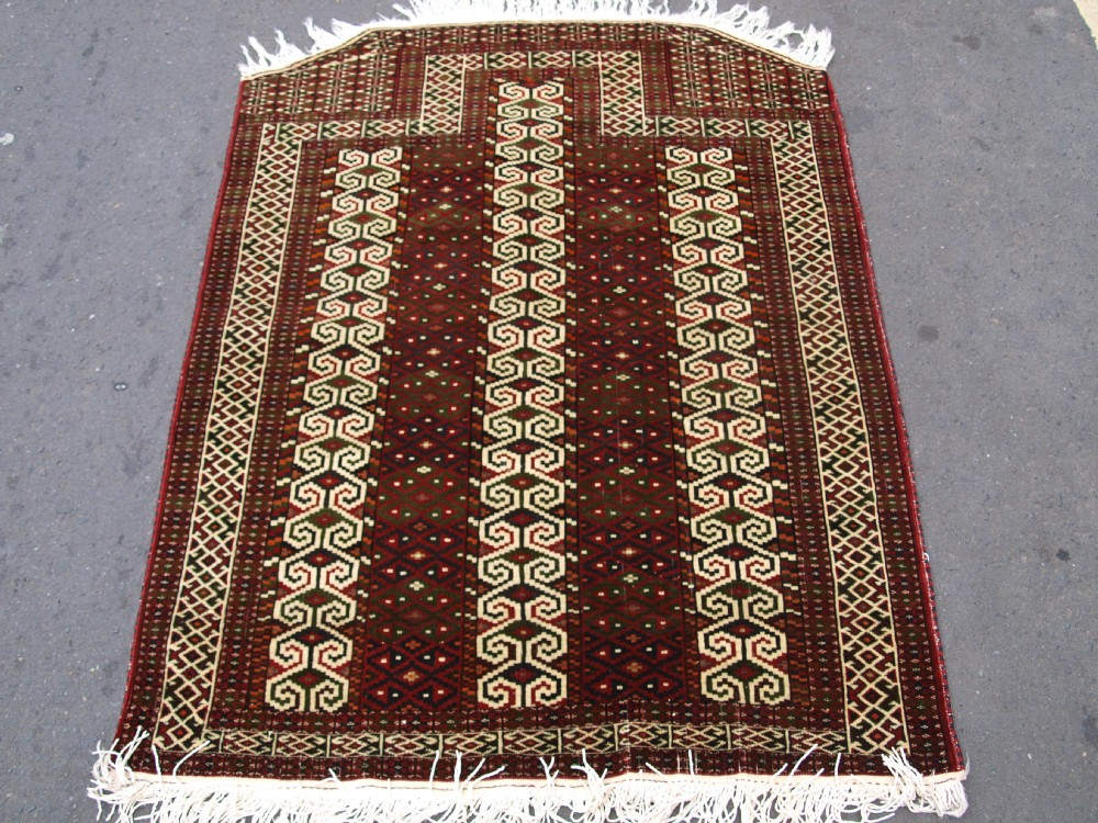 old yomut turkmen salatch childs cradle cover circa 1920