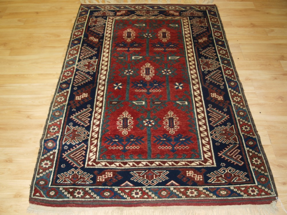 old turkish dosemealti rug of classic design superb condition about 50 years old