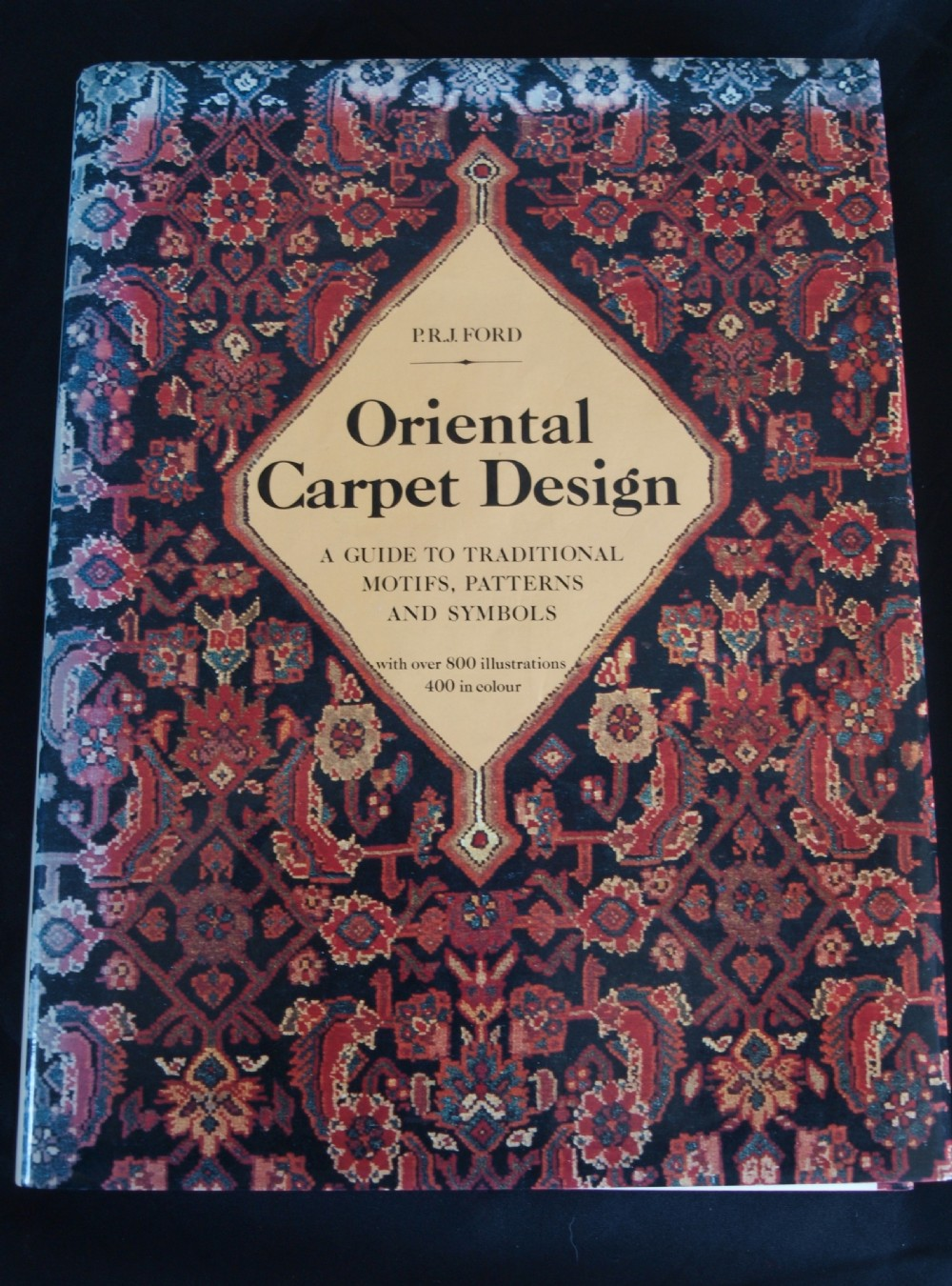 oriental carpet design a guide to traditional motifes patterns and symbols