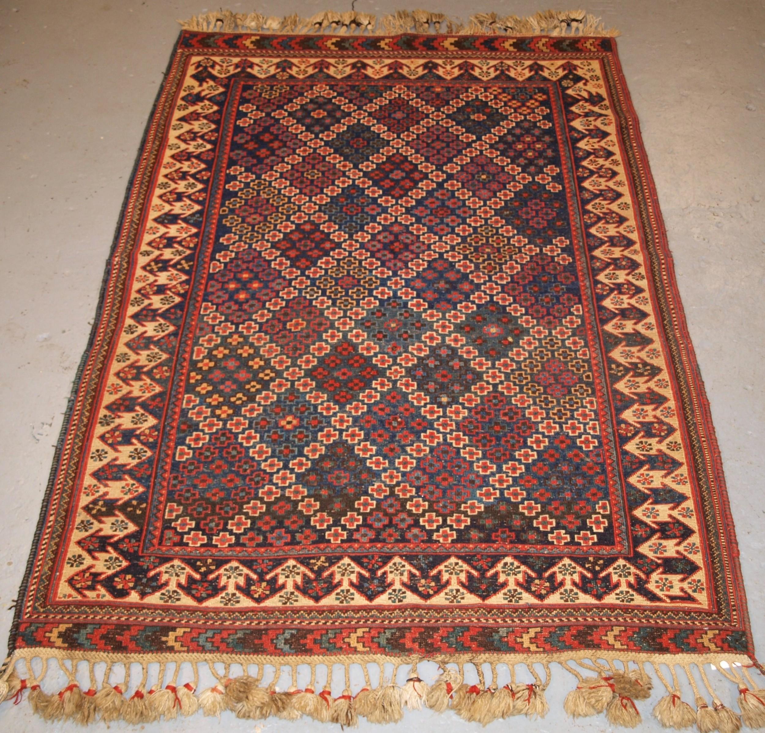 old afshar soumak rug superb original condition circa 1920