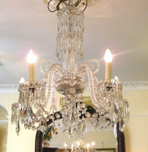 Late victorian crystal chandelier 161729 sellingantiques late victorian crystal chandelier aloadofball Choice Image