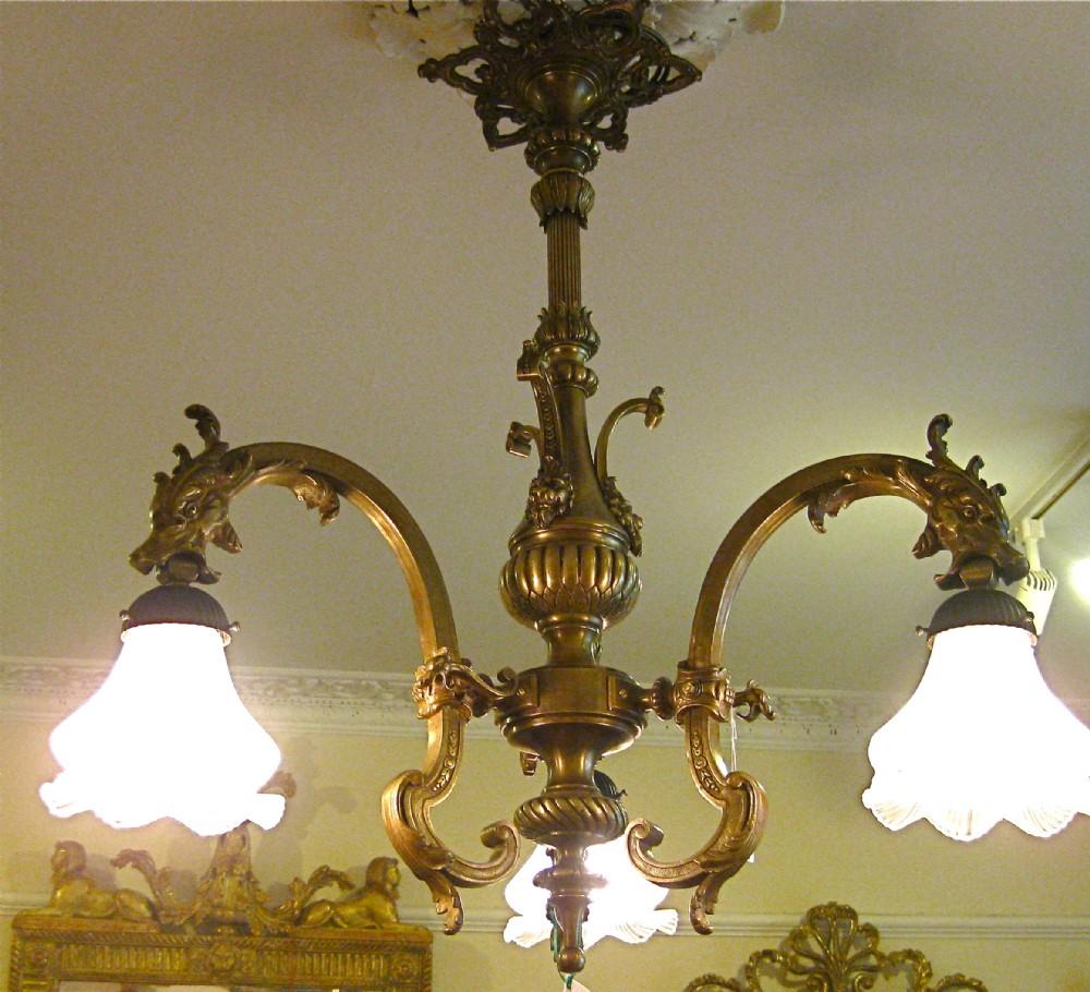 Astounding Victorian Chandelier Parts Gallery - Chandelier Designs ...