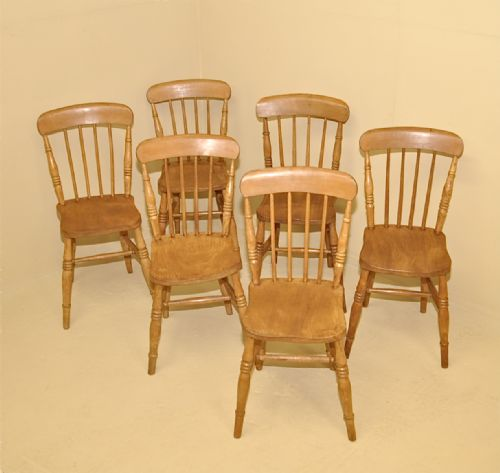 6 farmhouse kitchen chairs 232910 for Kitchen chairs