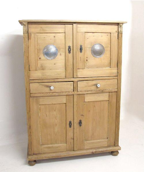 Antique larder cupboard 336388 - Country kitchen larder cupboard ...