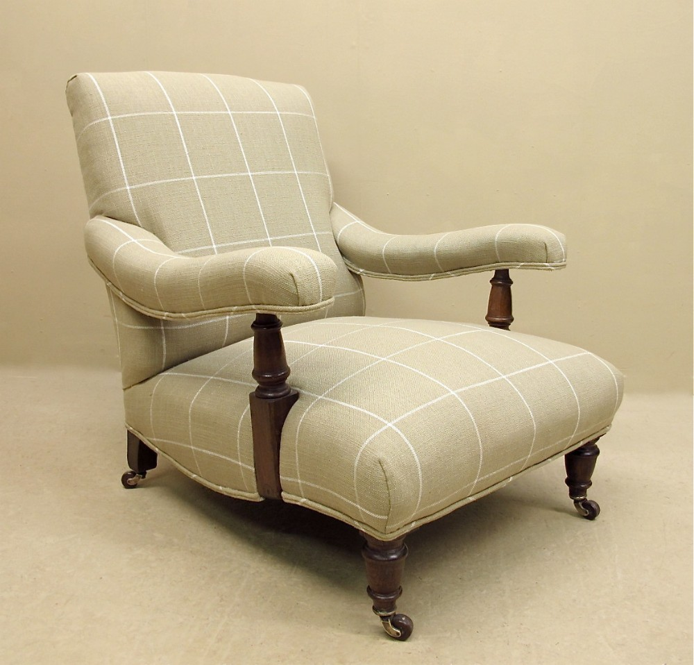 Antique Open Armchair 282674