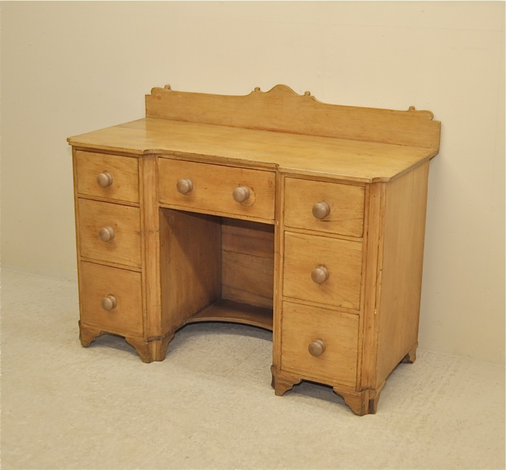 antique pine desk 249324