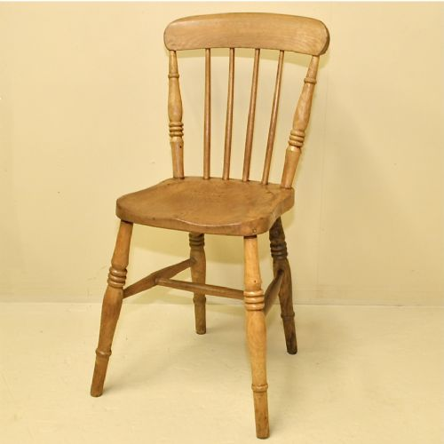 6 farmhouse kitchen chairs 232910 sellingantiques co uk