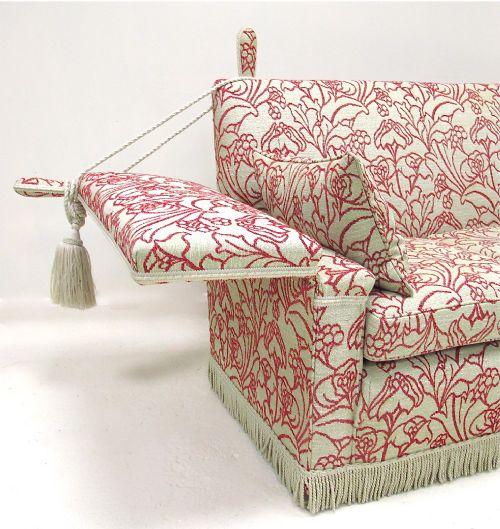 Surprising Pair Knole Sofas 306221 Sellingantiques Co Uk Inzonedesignstudio Interior Chair Design Inzonedesignstudiocom