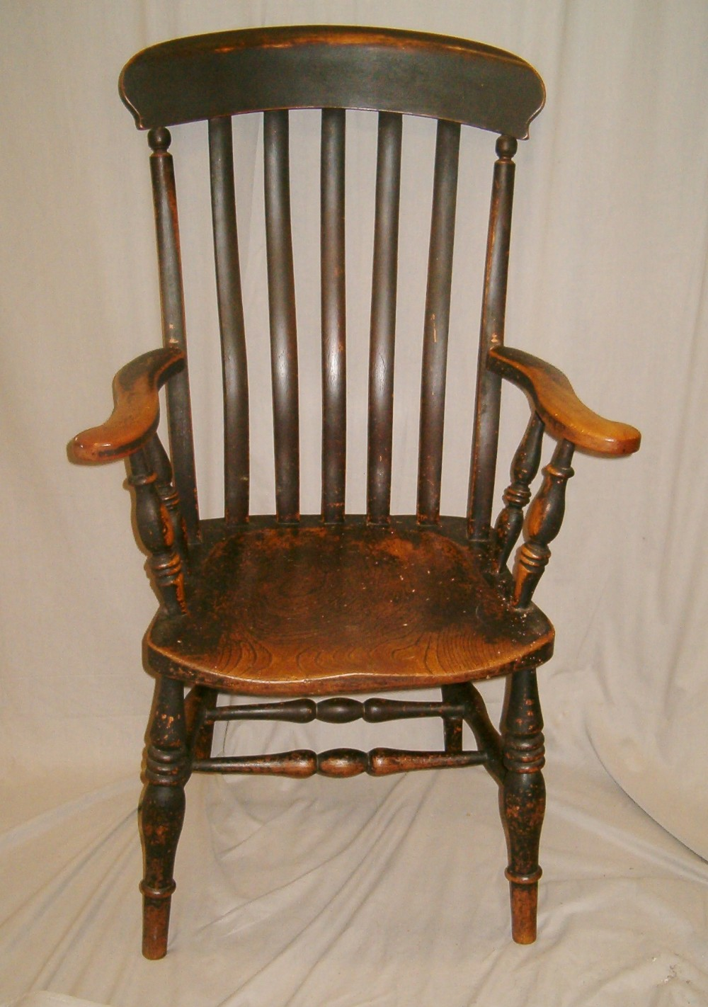 Antique Windsor Chair  255517  Sellingantiques.co.uk