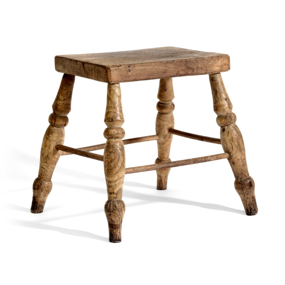 a small country stool