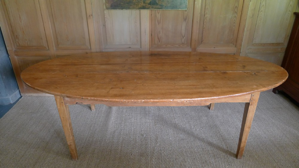 19th Century French Farmhouse Table