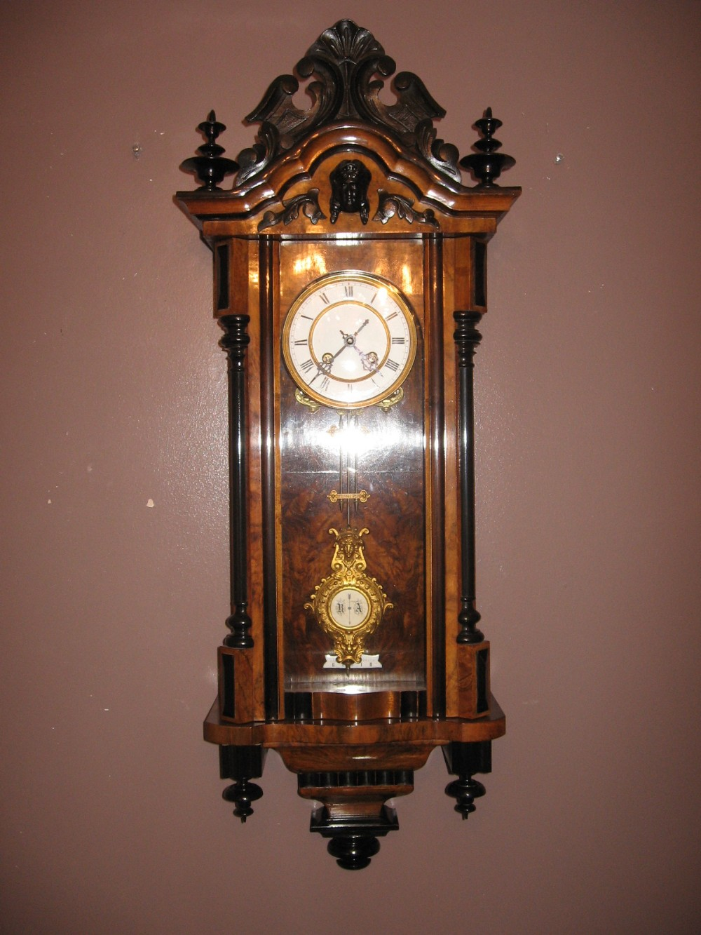 Antiques wall clocks