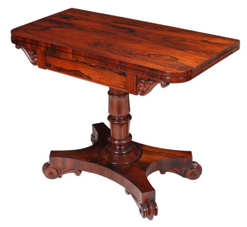 - Antique Rosewood Tables - The UK's Largest Antiques Website