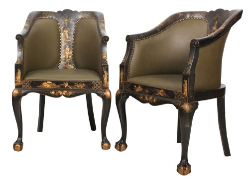 Dated 1920 - Antique Chinoiserie Furniture - The UK's Largest Antiques Website