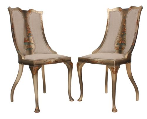 Dated 1920 - Antique Bedroom Chairs - The UK's Largest Antiques Website