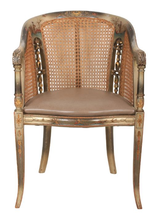 Antique Tub Chairs - The UK\'s Largest Antiques Website