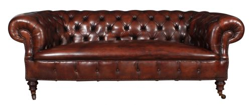 Exceptionnel LTANTIQUES.CO.UK · VICTORIAN CHESTERFIELD SOFA