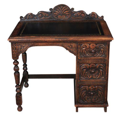 Dated 1880 - Antique Oak Desks - The UK's Largest Antiques Website
