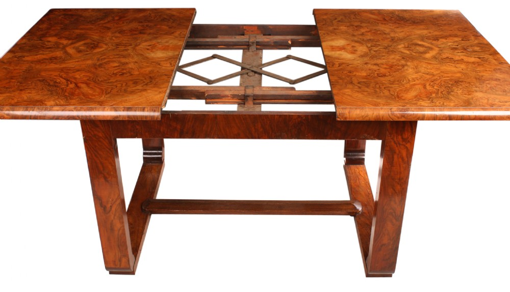 Art Deco Extending Dining Table 342198