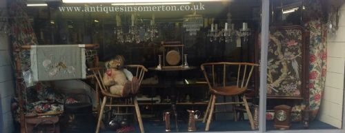 Thumbnail picture of: Antiques at Market Cross Antiques