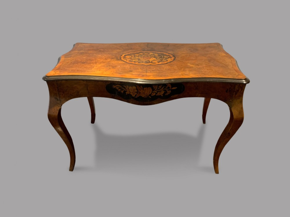 a continental side table c1870