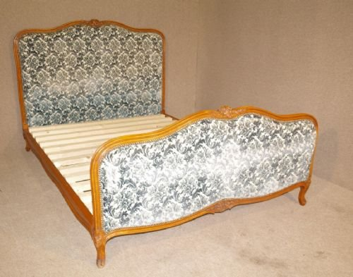 french louis xv double bed circa 1920