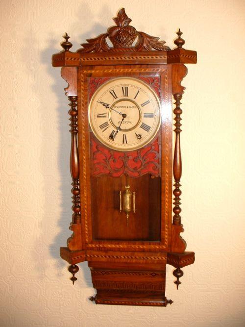 American Striking Wall Clock 264779