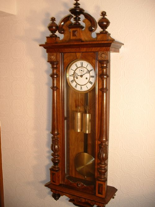 Identify an Antique Clock