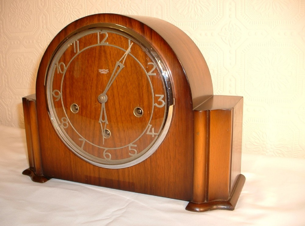 Westminster Chime Mantel Clock : 278315 : Sellingantiques.co.uk
