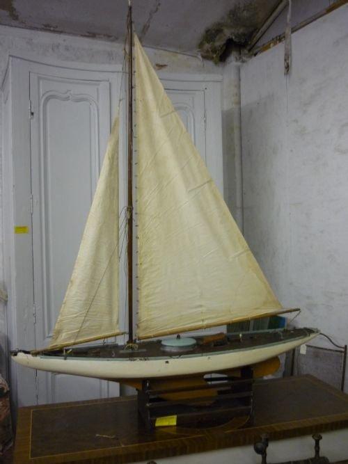 Pond yacht 67912 for Pond dealers