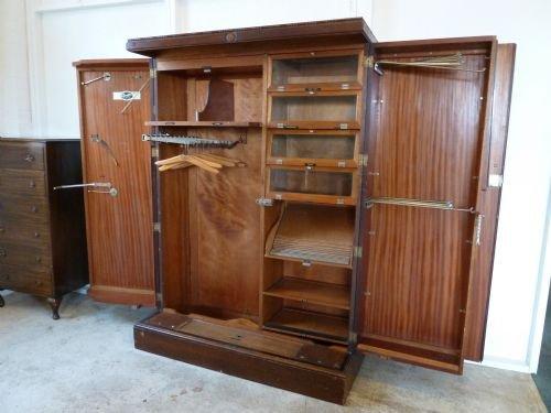 compactum wardrobe - Compactum Wardrobe 142022 Sellingantiques.co.uk