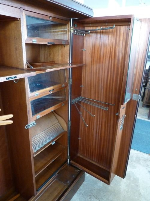 Car Dealerships Open Today >> Compactum Wardrobe | 142022 | Sellingantiques.co.uk