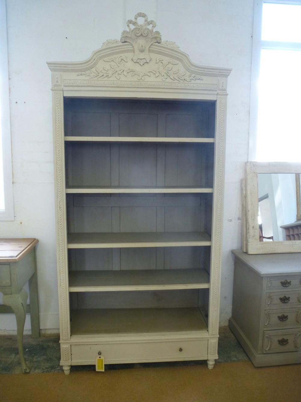 French Bookcase 240090 Sellingantiques Co Uk